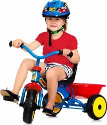 Tricicleta cu maner Bamse Nordic Hoj Triciclete
