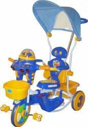 Tricicleta EURObaby 2890AC - Albastru Triciclete