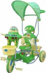Tricicleta EURObaby 2890AC - Verde Triciclete