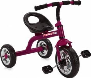 Tricicleta Lorelli A28 Roz Inchis