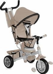 Tricicleta Lorelli B302A Beige Grey Triciclete