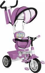 Tricicleta Lorelli B313A Pink White Triciclete