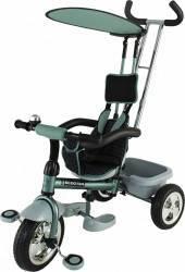 Tricicleta pentru copii Dhs Scooter Plus Verde Triciclete