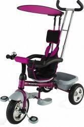 Tricicleta pentru copii Dhs Scooter Plus Violet