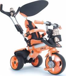 Tricicleta pentru copii Injusa City Orange 1