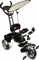 Tricicleta Pentru Copii MyKids Luxury KR01 White Triciclete