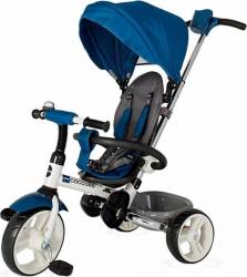 Tricicleta pliabila Coccolle Urbio Blue Triciclete
