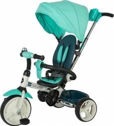 Tricicleta pliabila Coccolle Urbio Mint Triciclete