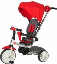 Tricicleta pliabila Coccolle Urbio Red Triciclete