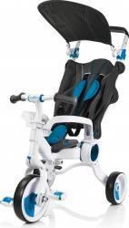 Tricicleta Pliabila Galileo Albastra Resigilat triciclete