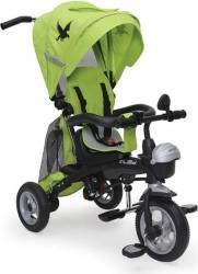 Triciclete Copii Moni Fenix Verde Triciclete