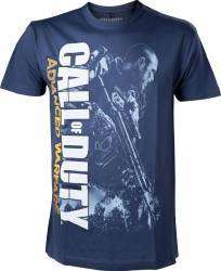 Tricou Call Of Duty Advanced Warfare Soldier Albastru M Gaming Items