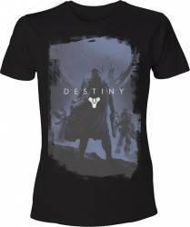 Tricou Destiny Negru XL Gaming Items