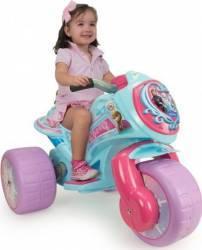 Trimoto Waves Frozen 6 V Injusa Masinute si vehicule pentru copii