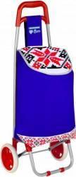 Troler de cumparaturi Heinner Care Star Albastru 23L accesorii bucatarie