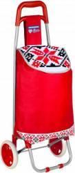 Troler de cumparaturi Heinner Care Star Rosu 23L accesorii bucatarie