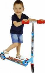 Trotineta 2 roti copii Saica cadru aluminiu reglabila inaltime si pliabila Aveng Trotinete
