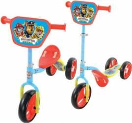 Trotineta copii 2 roti MVS 2 in 1 vehicul fara pedale Trotinete
