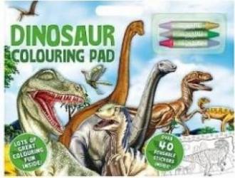 Trusa Artist Dinozauri Carti
