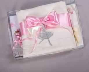 Trusou botez Pink ballerina