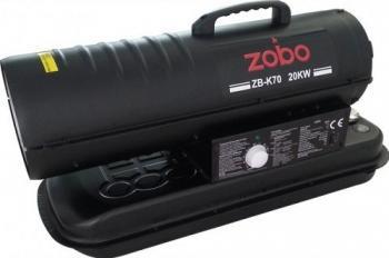 Tun de aer cald cu ardere Zobo ZB-K70 20Kw
