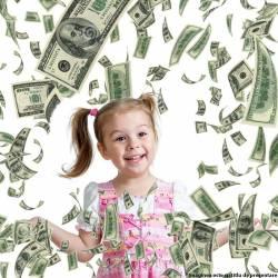 Tun confetti bani falsi bancnota 100 dolari pentru petreceri 80 cm adb683c6bd065