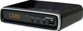 Tuner TV Orion cu DVB-T2 Negru