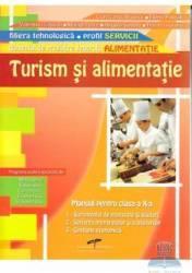 Turism si alimentatie cls 10 domeniul alimentatie - Constanta Brumar Elena Pascali