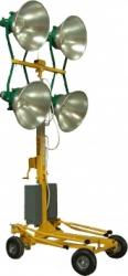 Turn pentru Iluminat KLB 400-4 Turnuri de lumina