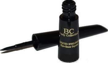 Tus de ochi lichid Body Collection Liquid Eyeliner Black Make-up ochi
