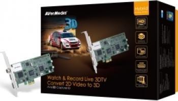 TV Tuner Avermedia AVer3D CaptureHD TV Tunere