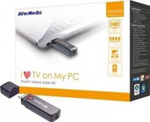 TV Tuner Avermedia AVerTV Hybrid Volar HD TV Tunere
