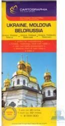 Ukraine Moldova Belorussia