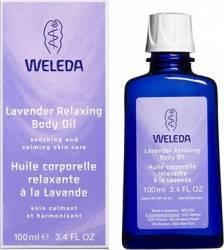Ulei de corp Weleda Lavender Relaxing Oil Lotiuni, Spray-uri, Creme