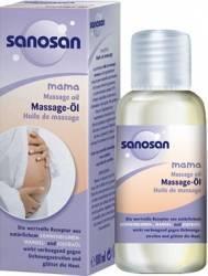 Ulei de masaj pentru mamici Sanosan Massage Oil Accesorii alaptare