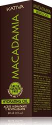 Tratament Kativa Ulei Hidratant si Fortifiant cu Macadamia- 60 ml