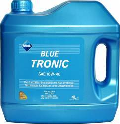 Ulei motor Aral Blue Tronic 10W40 4L Ulei Motor