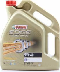 Ulei motor Castrol Edge Turbo Diesel 5W40 5L Ulei Motor