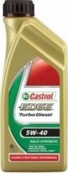 Ulei motor Castrol Edge Turbo Diesel 5W40 1L Ulei Motor