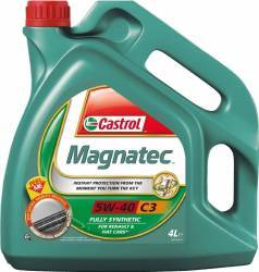 Ulei motor Castrol Magnatec C3 5W40 4L Ulei Motor
