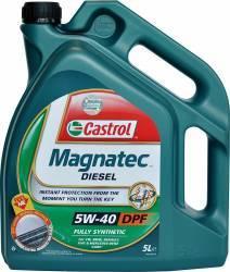 Ulei motor Castrol Magnatec Diesel 5W40 DPF 5L Ulei Motor
