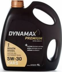 Ulei motor Dynamax Premium Ultra Longlife 5W30 4L Ulei Motor