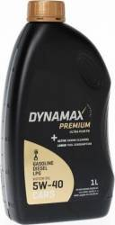Ulei motor Dynamax Premium Ultra Plus PD 5W40 1L Ulei Motor