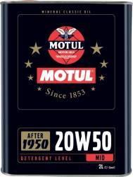 Ulei Motor Motul 20W50 2L Ulei Motor