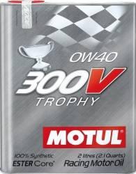 Ulei Motor Motul 300V Trophy 0w40 2L Ulei Motor