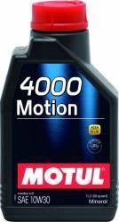 Ulei Motor Motul 4000 Motion 10W30 5L Ulei Motor