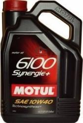Ulei motor Motul 6100 Synergie+ 10W40 4L Ulei Motor