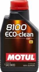 Ulei motor Motul 8100 Eco-Clean 0W30 1L Ulei Motor