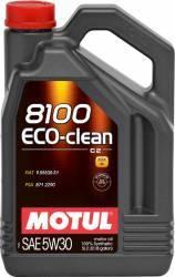 Ulei motor Motul 8100 Eco-Clean 5W30 5L Ulei Motor