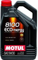 Ulei motor Motul 8100 Eco-Nergy 5W30 5L Ulei Motor